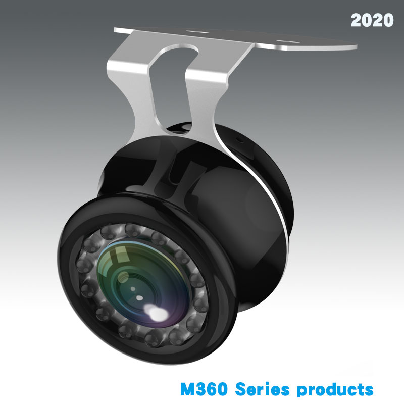 360 Fisheye  Camera 720P car panoramic surveillance camera infrared night video waterproof